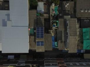 ติดตั้ง RETROOF บ้าน คุณเจนวานิช 2