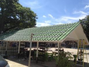 EGCO ติดตั้งโซล่าเซลล์ โรงเรียนสนป่าสัก เชียงใหม่ 1