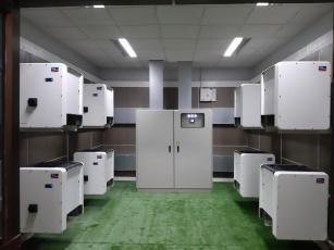 ห้อง Control room ปากน้ำ
