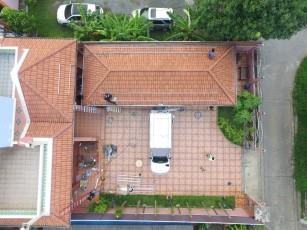 ติดตั้ง RETROOF บ้าน คุณสมชาย 2